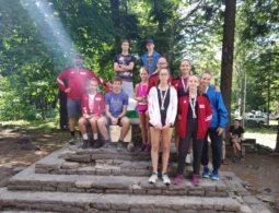 Sportiskolás sikerek a hegyifutó bajnokságon