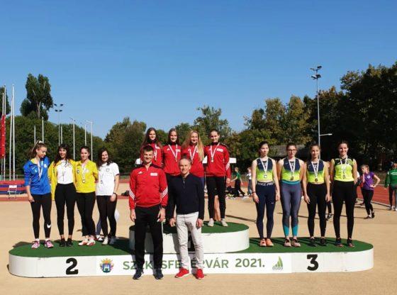 Három csapatbajnoki aranyat nyertek a Sportiskolások